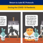 Update from Poco Judo. September 14th, 2020