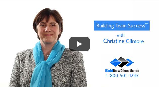 Building Team Success(TM) Training