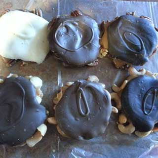 Chocolate Crabs Guths Candy