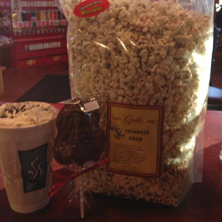 Reindeer Food Popcorn Guths Candy