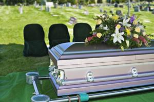 Contemporary Burial