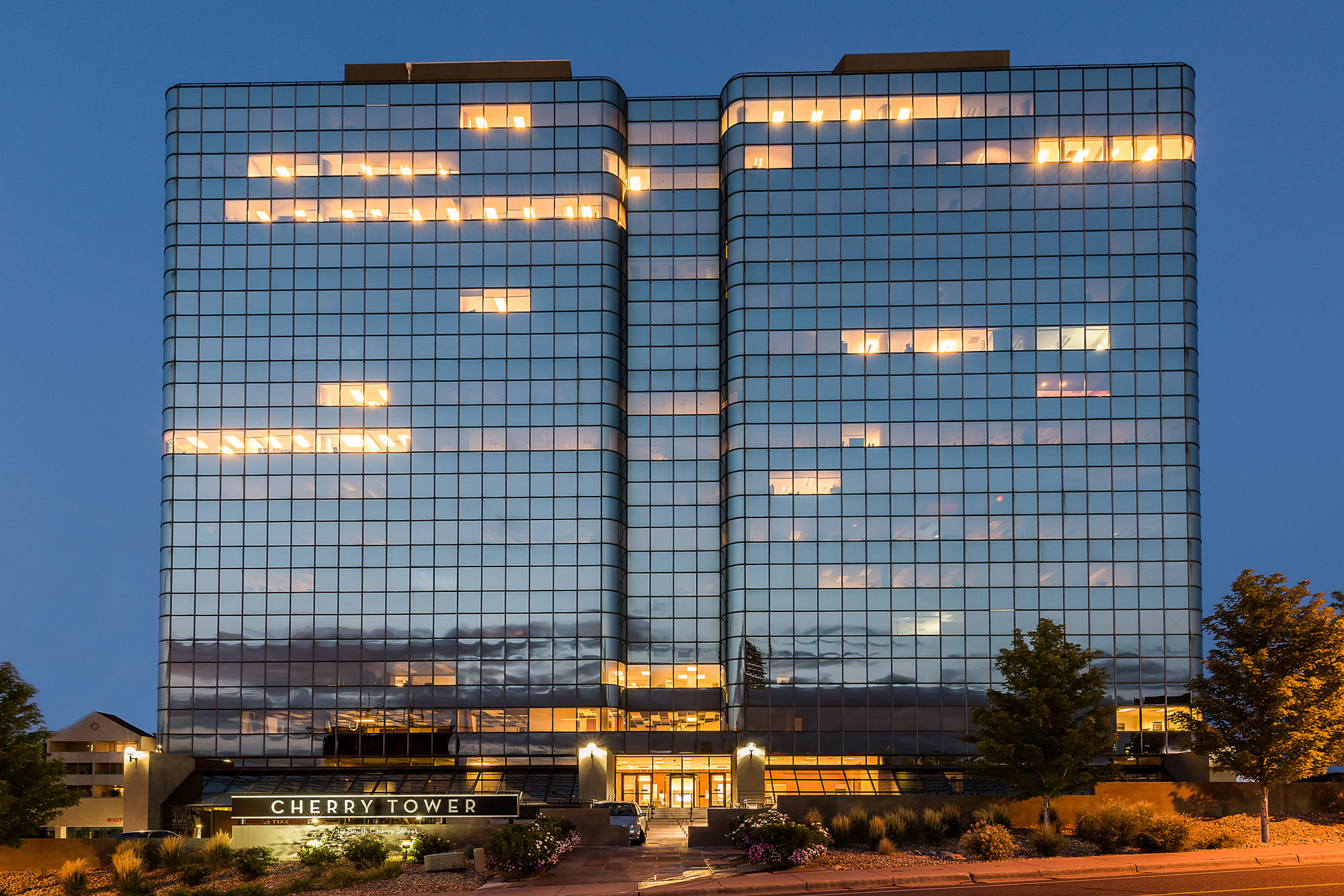 Commercial Real Estate Twilight Photography