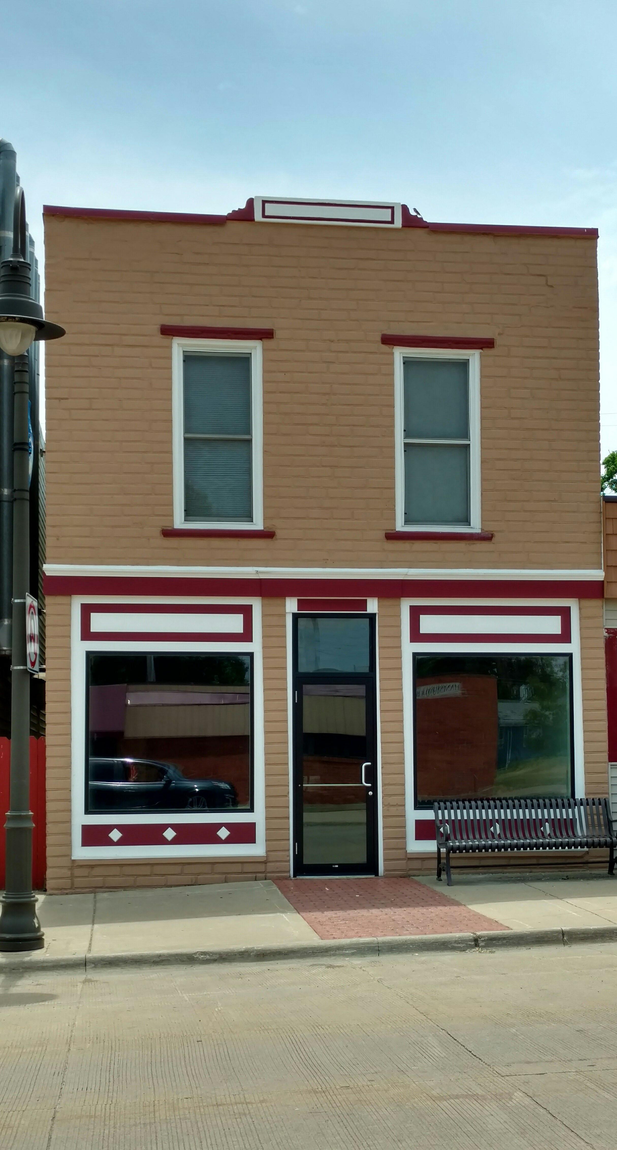 Webb Building 136 E Main, Springport