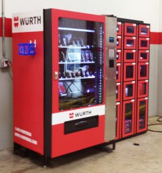 example of wrap on a machine
