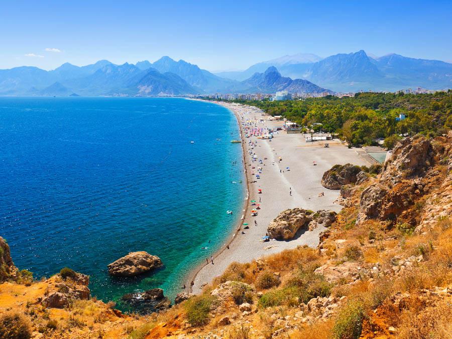 4 Amazing Days to The Beautiful Antalya