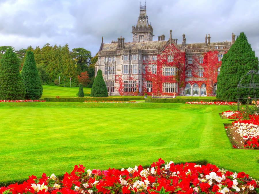 8 Days Castle Tour of Ireland