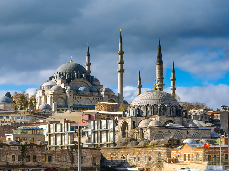 4 Beautiful Days in Istanbul