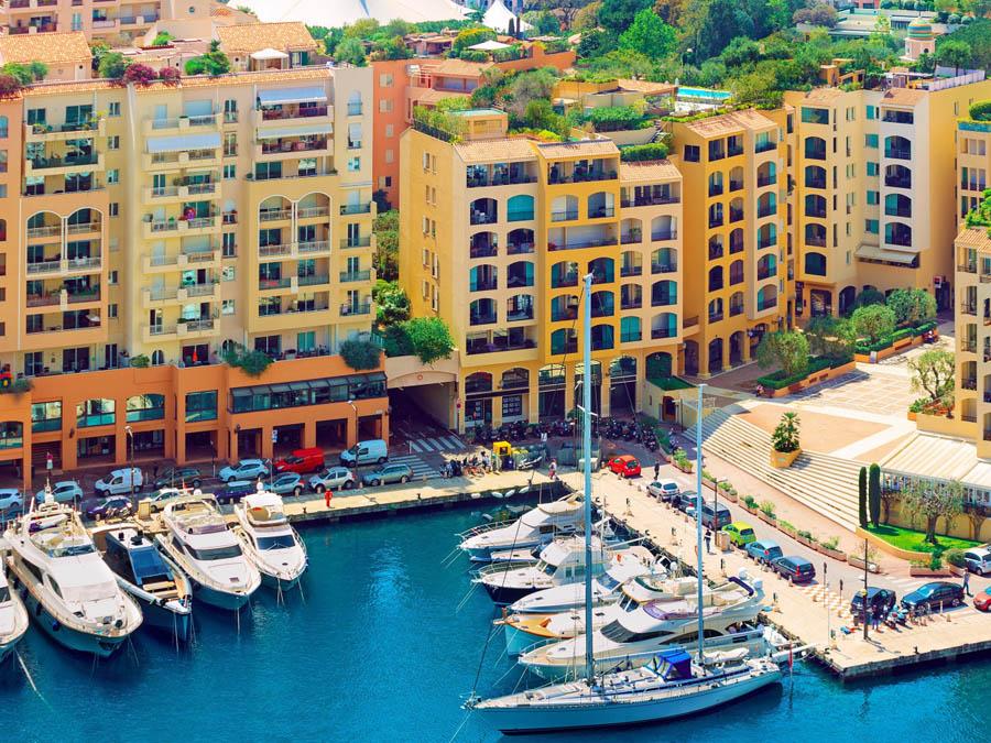 4 Days Italy & French Coast