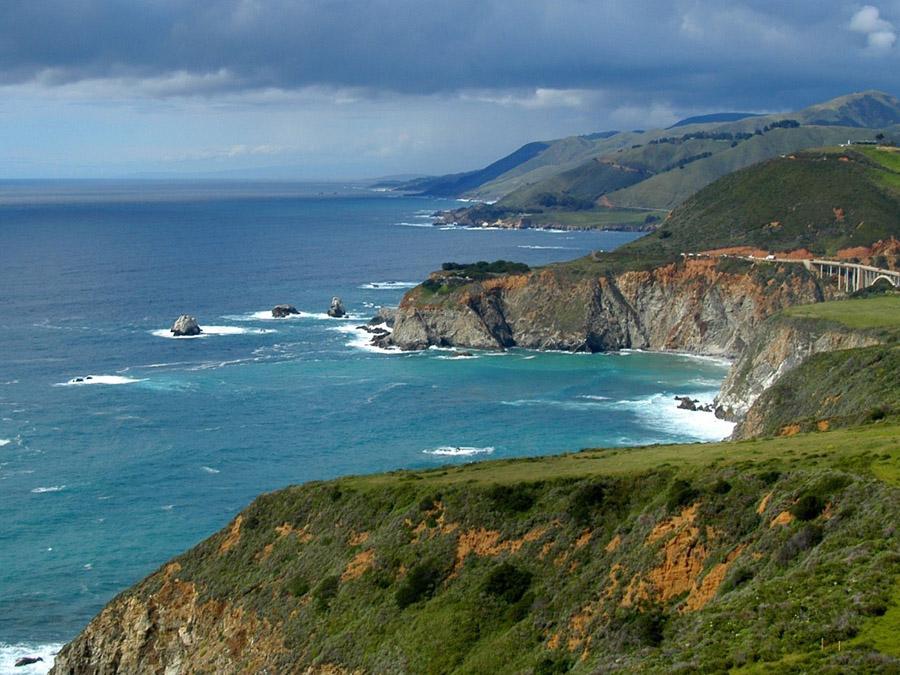 5 Days Tour of California USA