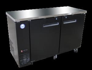 Commercial Backbar Refrigerator