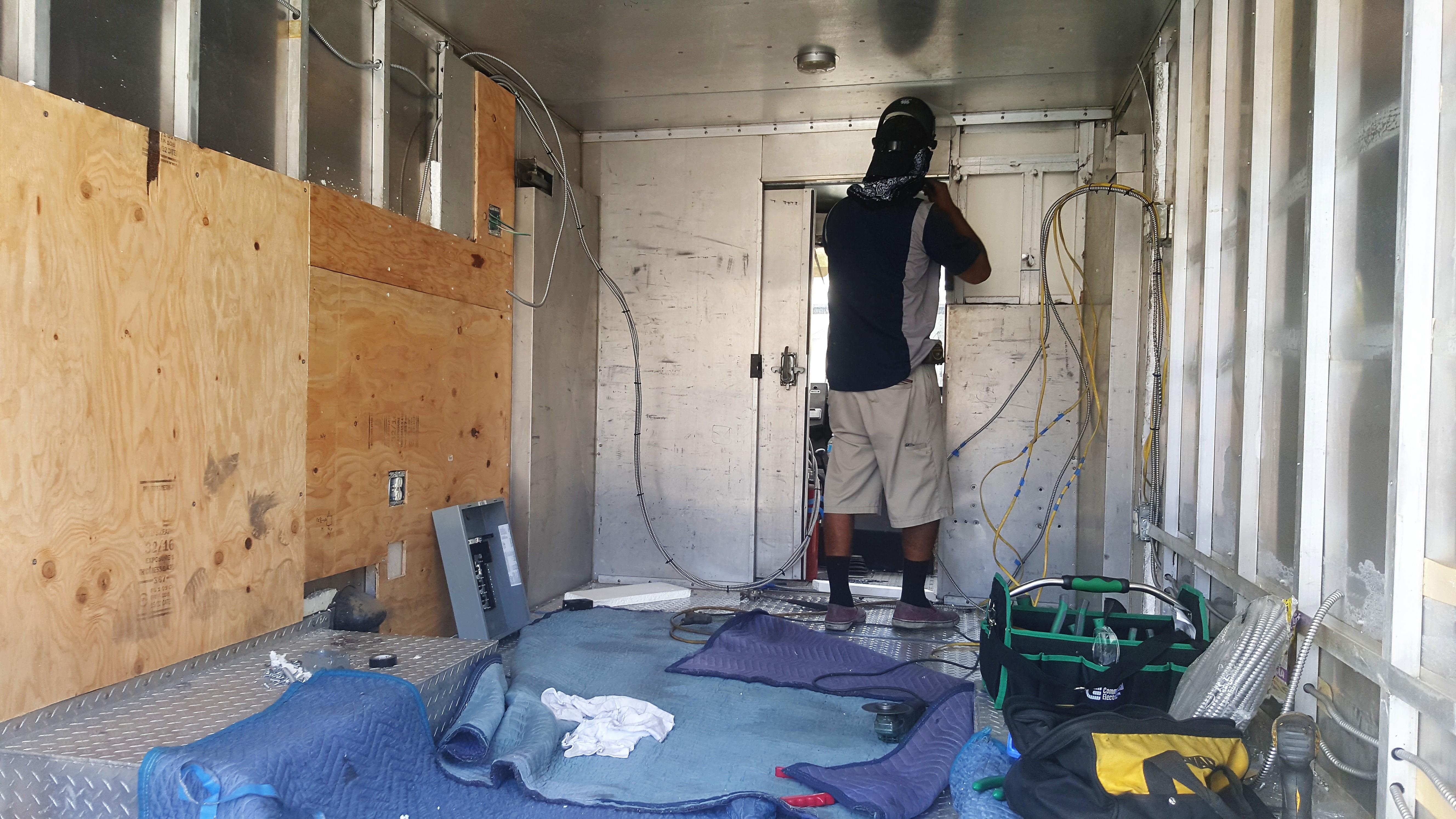 Food Trailer Fabricator in Phoenix AZ