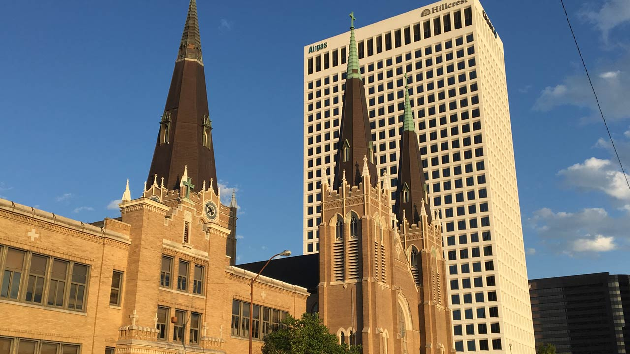 Part Of Downtown Tulsa To Be Named Cathedral District