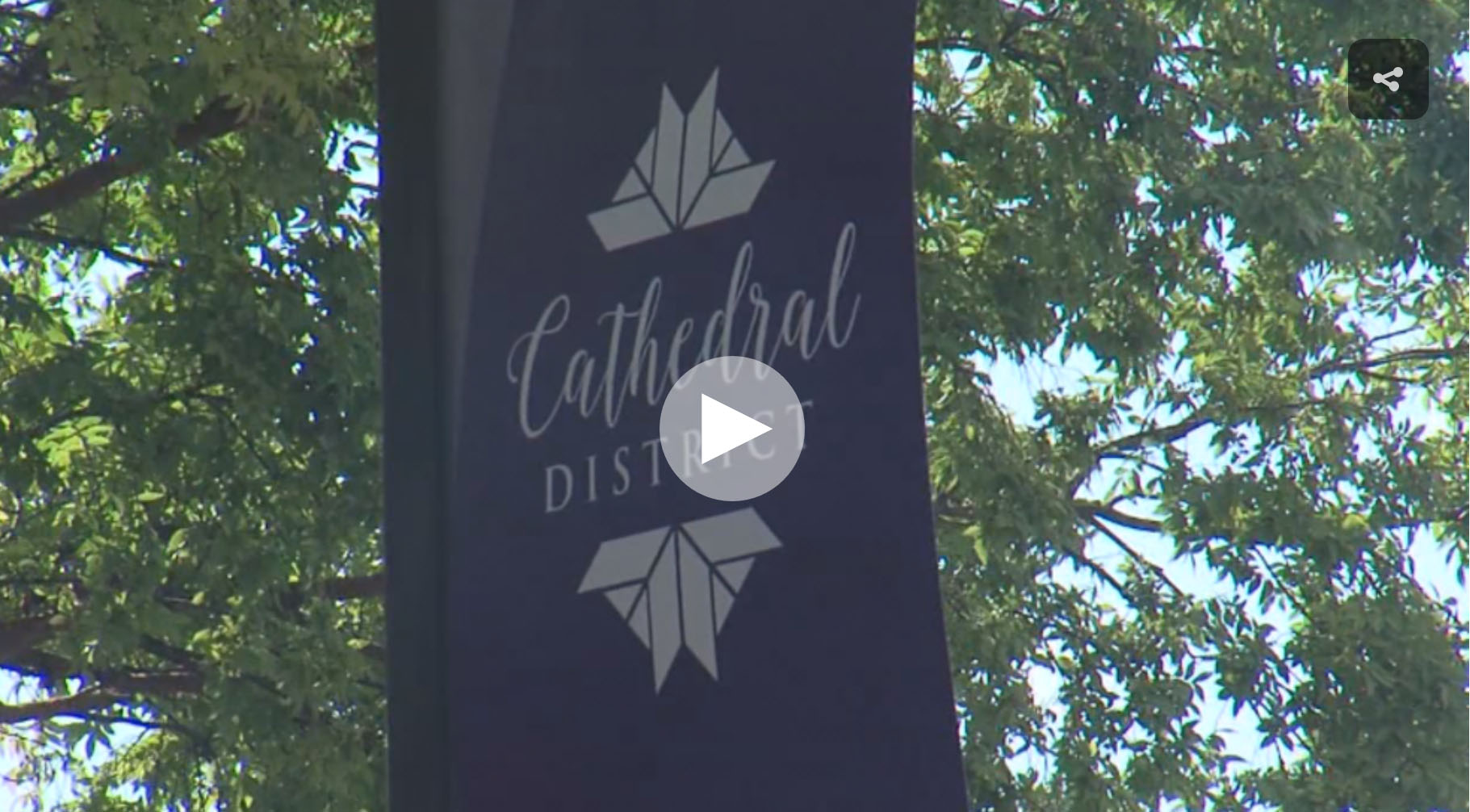 'Cathedral District' launches in downtown Tulsa