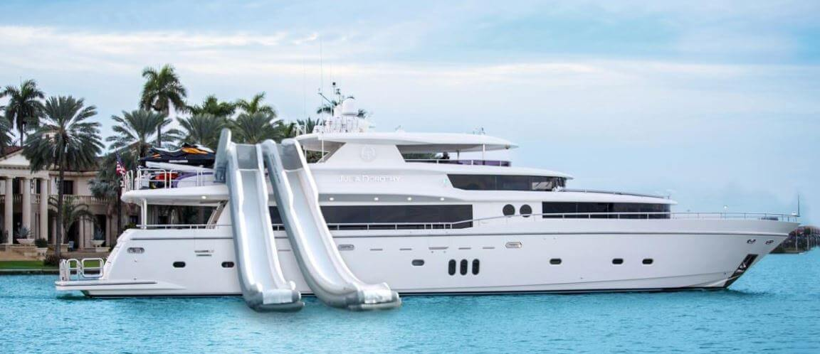 johnson yacht