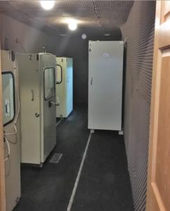 Onsite Medical Services Van Interior