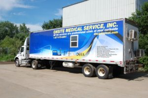 onsite mobile hearing testing service