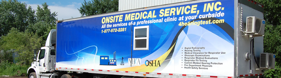 Onsite Medical Services