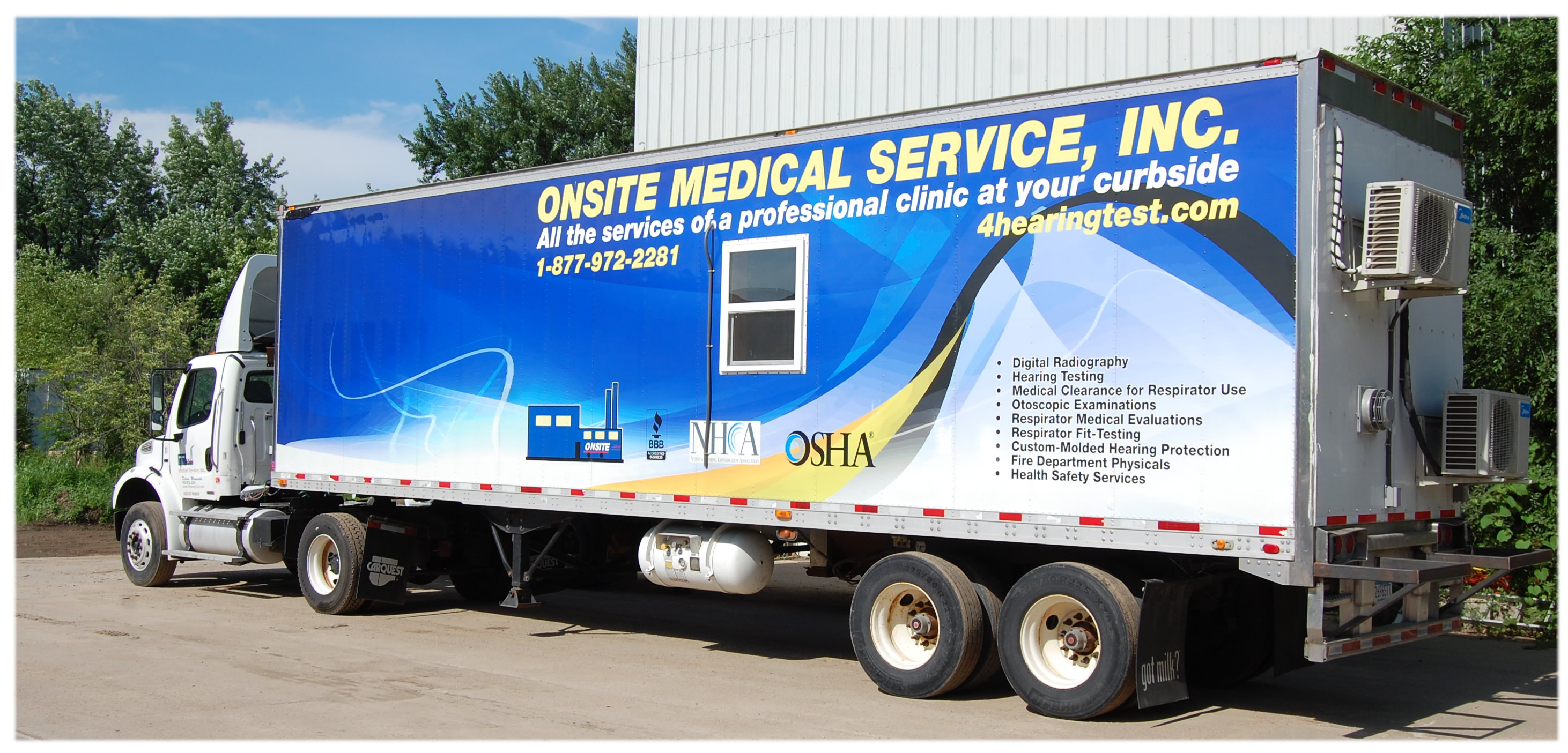 About Onsite Medical Testing by Onsite Medical Service, Inc