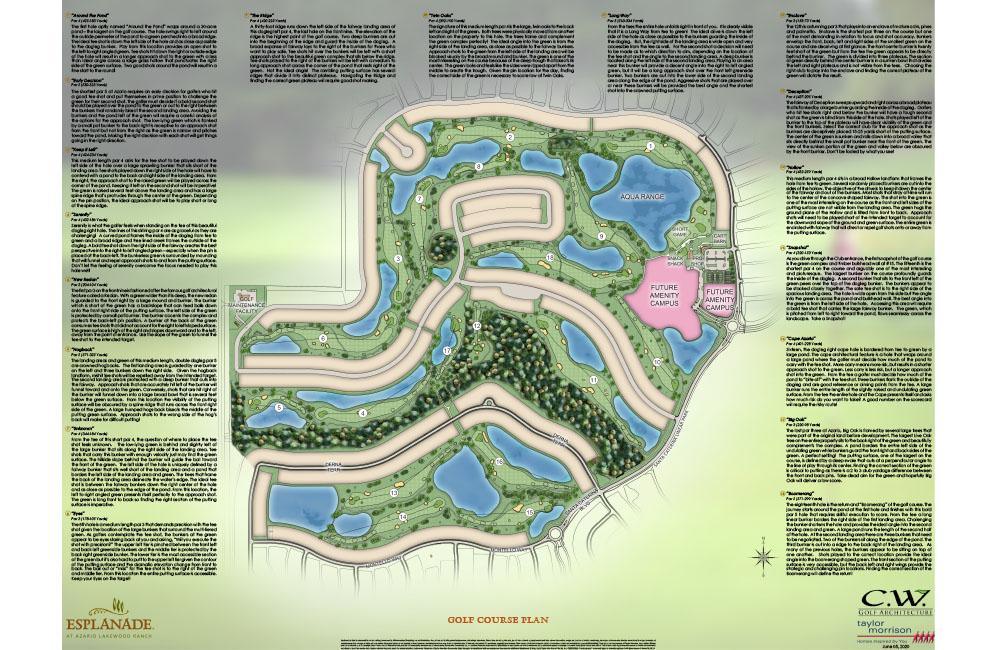 Featured Project Details page – Esplanade Azario
