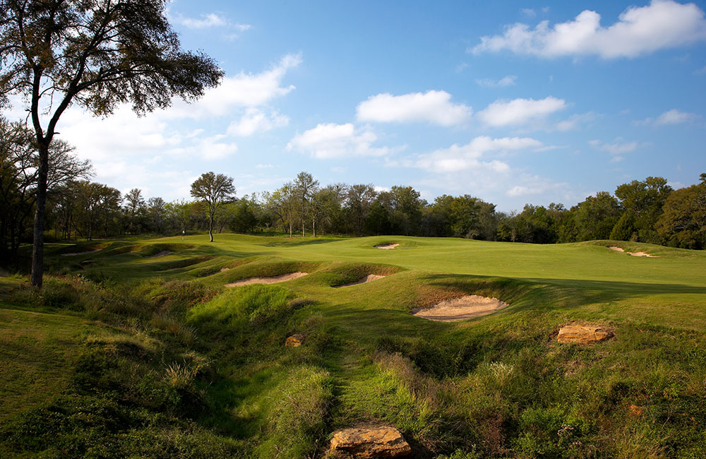 Featured Project Details page – Wolfdancer Golf Club