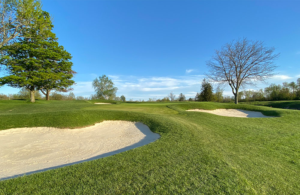 Featured Project Details page – Wanakah Country Club