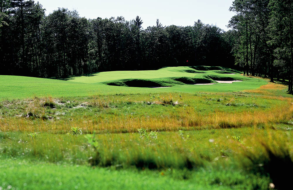 Featured Project Details page – Red Hawk Golf Club