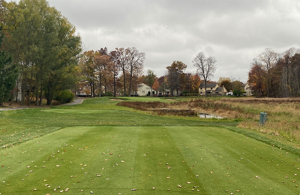 Featured Project Details page – Shenandoah Country Club