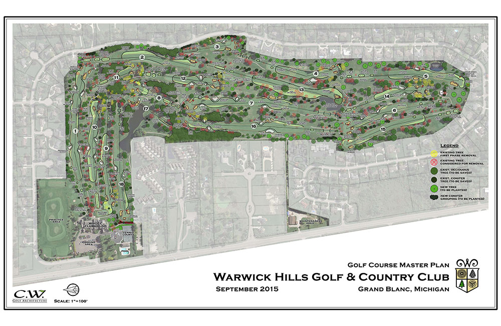 Featured Project Details page – Warwick Hills