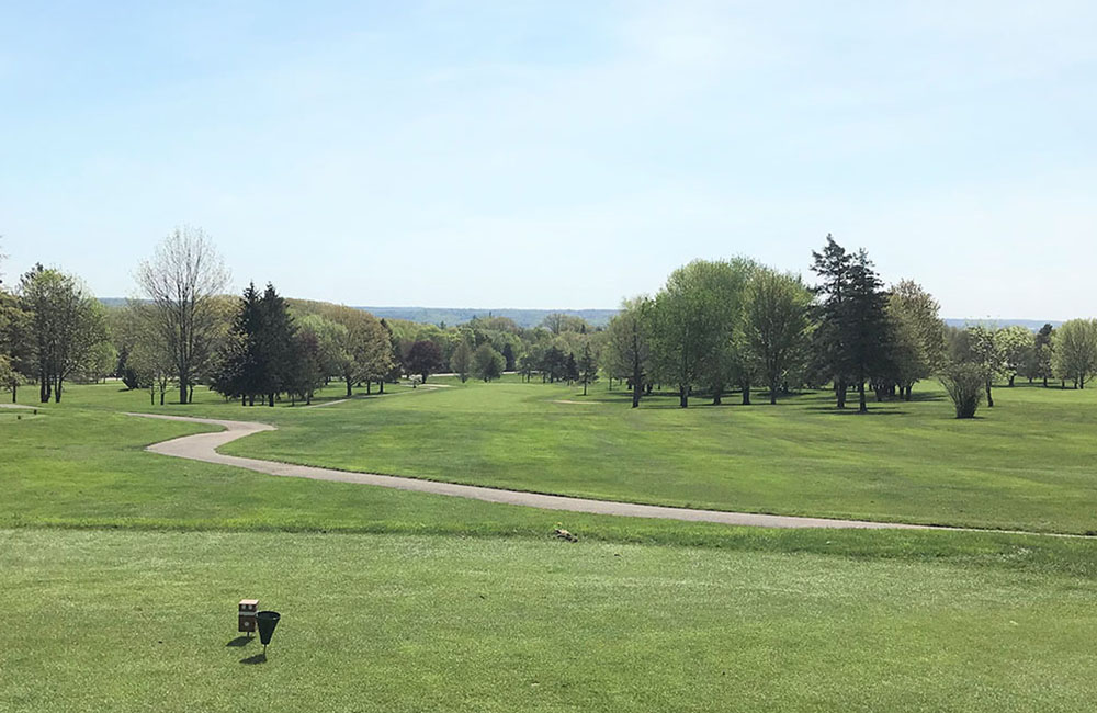 Featured Project Details page – Chautauqua Golf Club