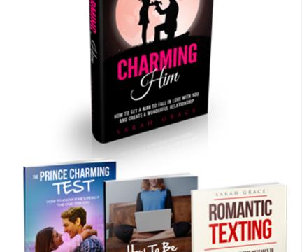 Charming Him Review – Sarah Grace's Program a Scam?