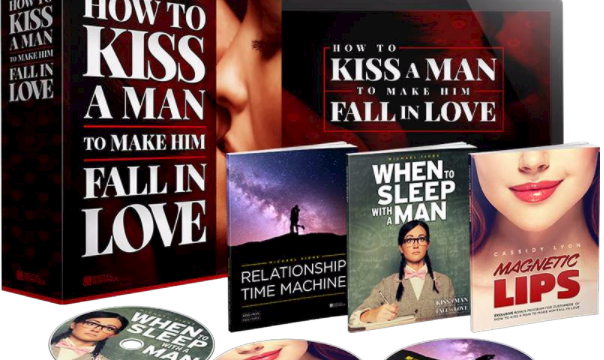 How To Kiss A Man To Make Him Fall In Love Review – kissingmagic.com a Scam?