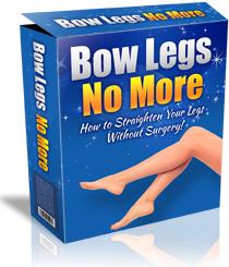 Bow Legs No More Review – bowlegsnomore.com a Scam?