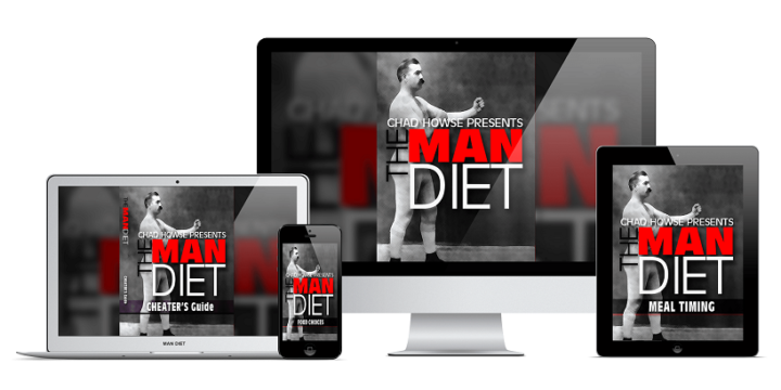 The Man Diet Review – chadhowsefitness.com a Scam?