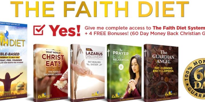 The Faith Diet Review – thefaithdiet.com a Scam?