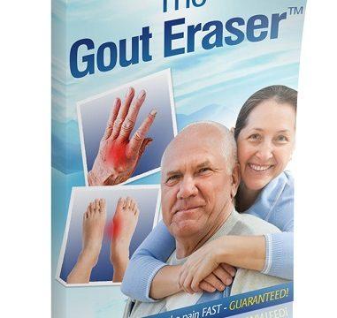 Gout Eraser Review – gouteraser.com a Scam?