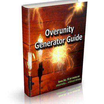 Overunity Generator Guide Review – unlimitedpowergenerator.com a Scam?