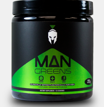 Man Greens Review – Chad Howse's Testosterone Boosting Supplement Works?