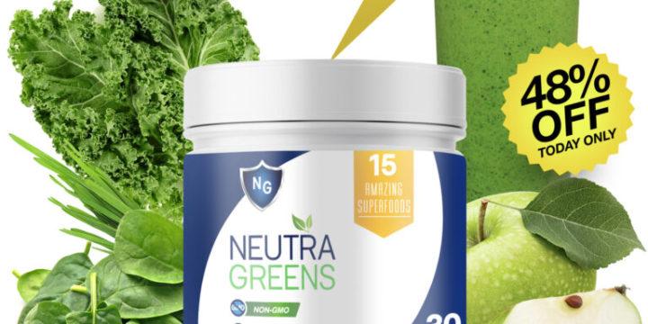 Neutra Greens Review – NeutraGreens Works?