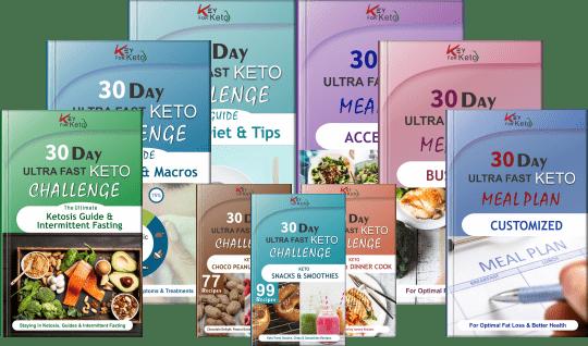 30 Day Ultra Fast Keto Challenge Review – keyforketo.com Works?