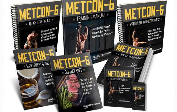 Metcon 6 Review – sixminutefatloss.com Works?