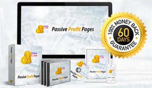 Passive Profit Pages Review – passiveprofitpages.com Works?