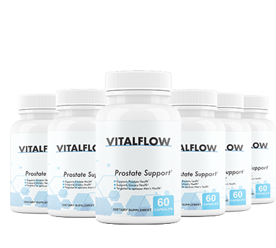 Vital Flow Review – VitalFlow Natural Prostate Supplement Works?