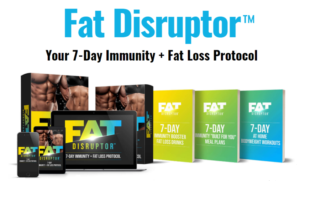 button to fat disruptor website