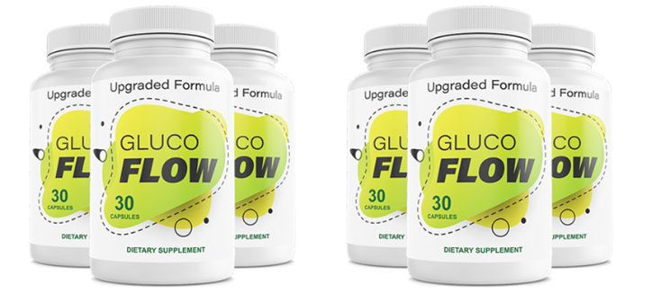 Button to go to Gluco Flow website