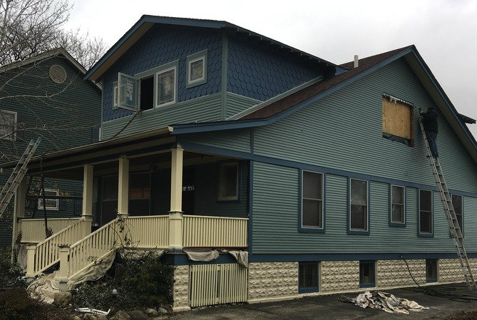Exterior Painting Willow Springs IL