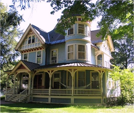 Victorian Home in Hinsdale Illinois 60521