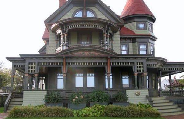 victorian oak park house