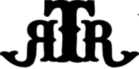 Train Robber Ranch monogram