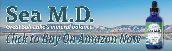 Anderson Healthsolutions Sea MD ad for amazon