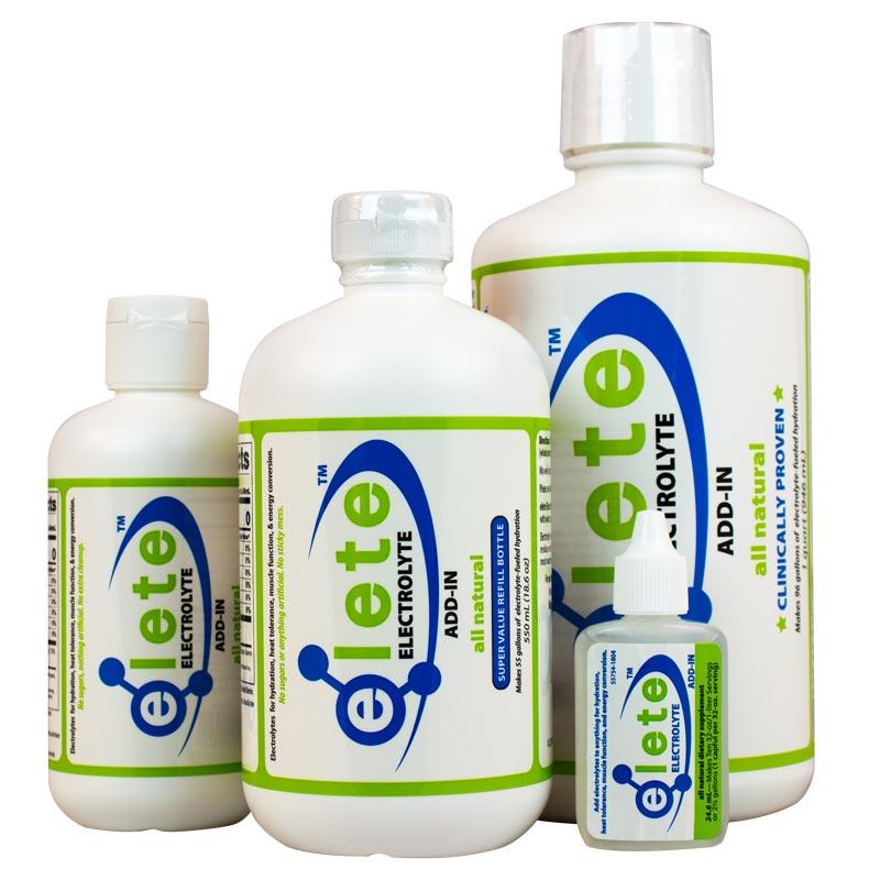 elete Electrolyte Family